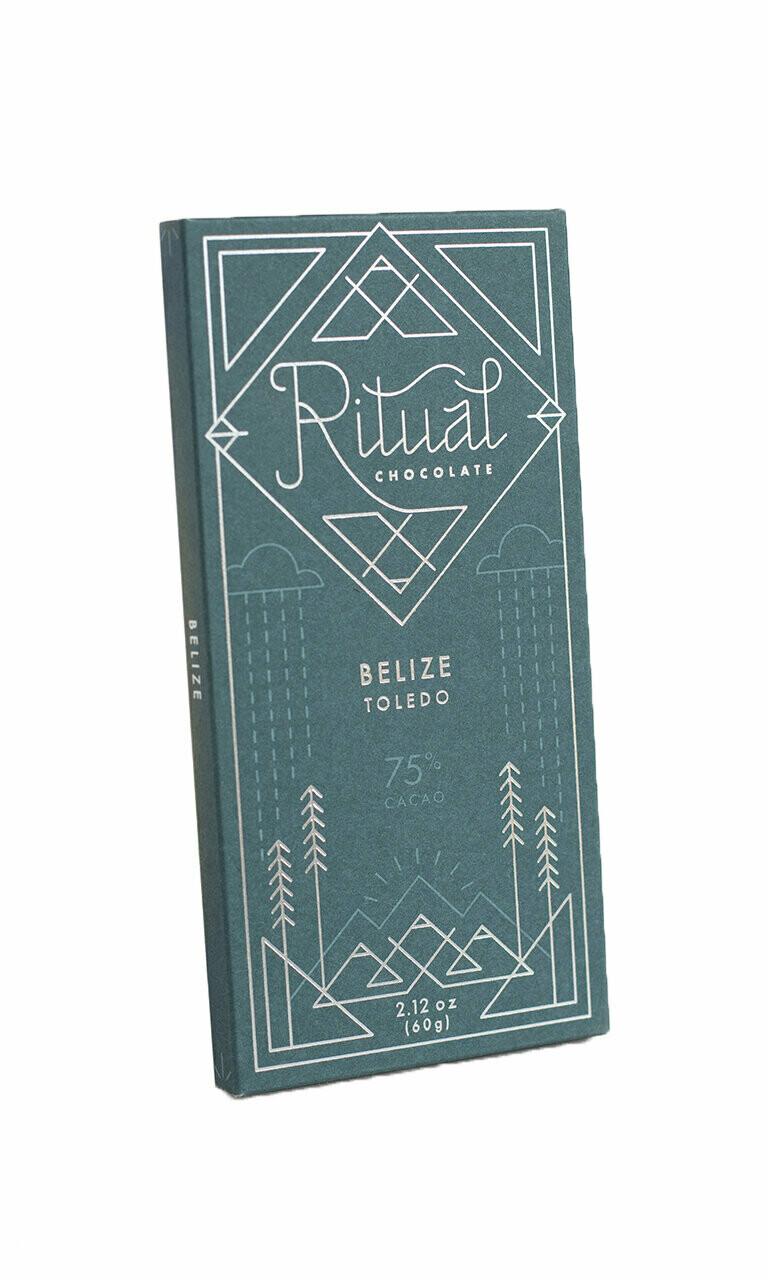 Ritual Chocolate Belize 75%