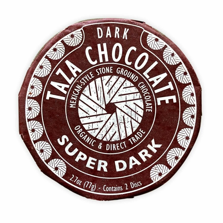 Taza Disc Super Dark 85%