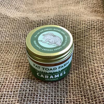 Fat Toad Original Goat Caramel 2oz