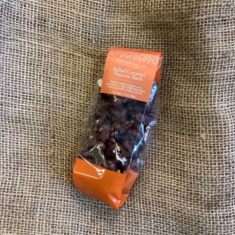 Elaine Hsieh Caramel Popcorn Bark