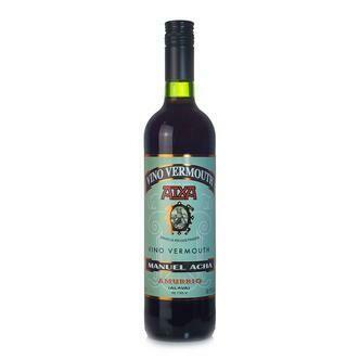 Acha Red Vermouth 750ml