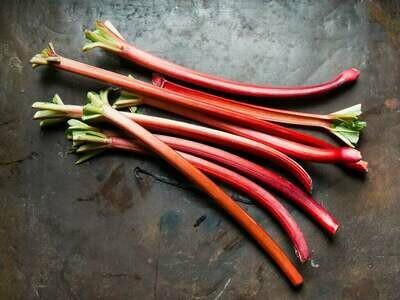 Rhubarb - 1 Pound