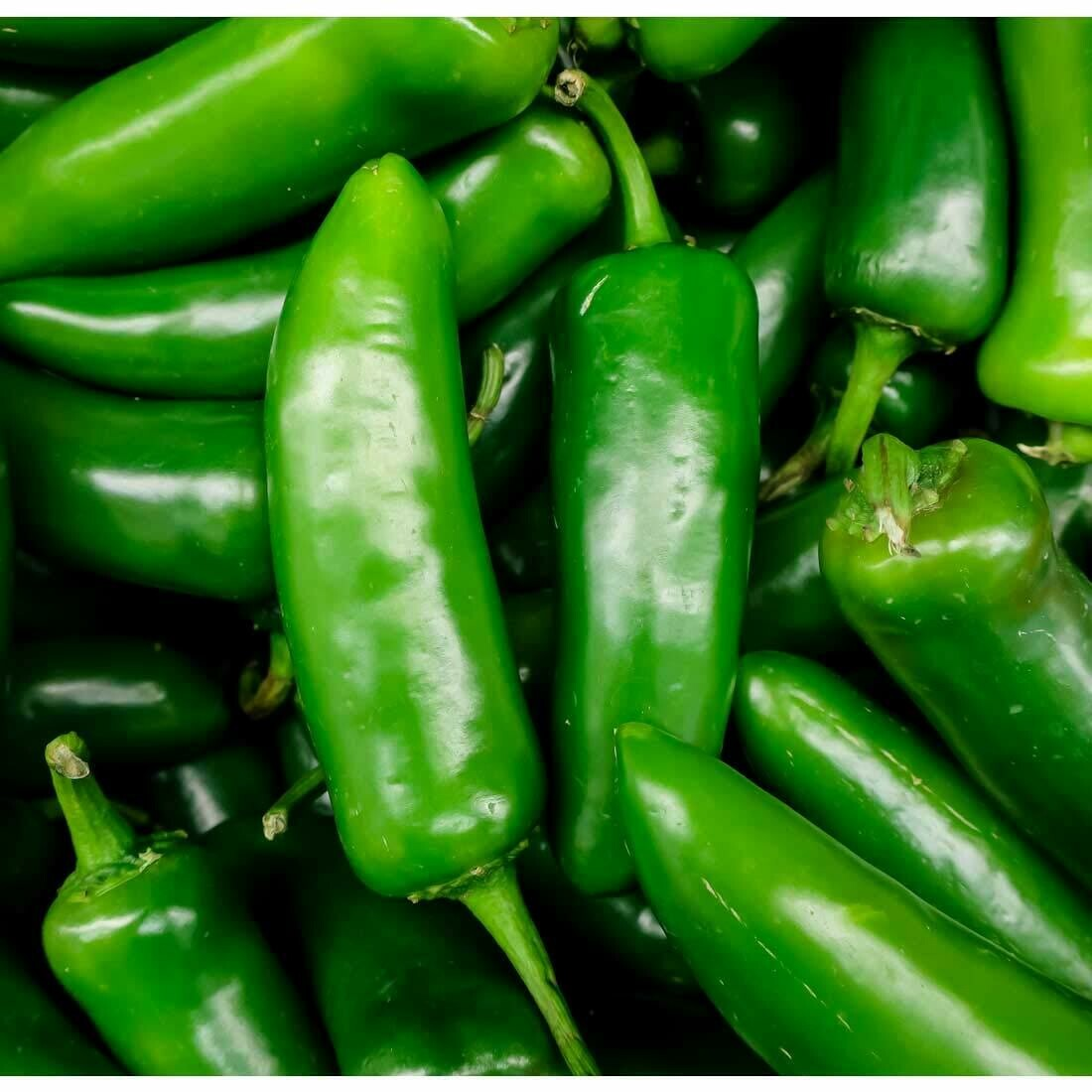 Peppers, Jalepeno  - 1/2 Pound