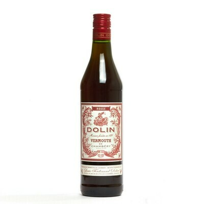 Dolin Vemouth Rouge 375ml
