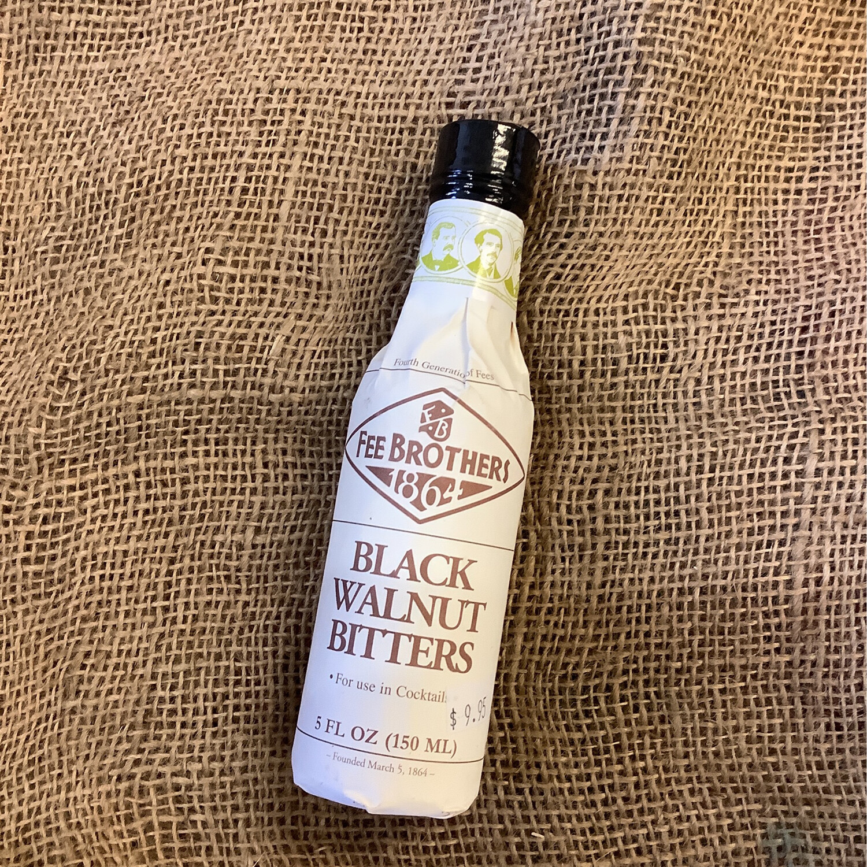 Fee Brothers Black Walnut Bitters