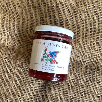 Alchemist's Raspberry Cardamom Rosehip