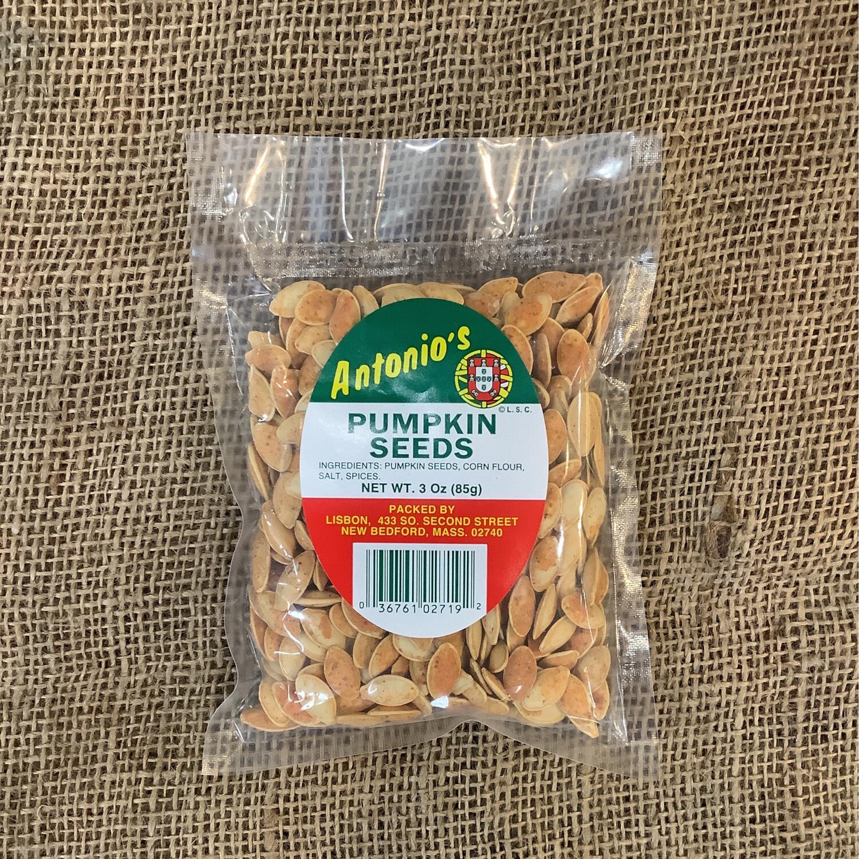 Antonio's Pumpkin Seeds 3oz