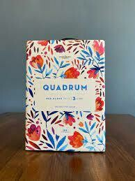 Quadrum Red Blend 3L Box