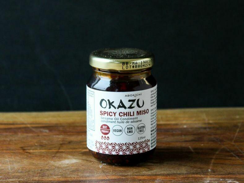 Abokichi, Okazu Spicy Chili Miso