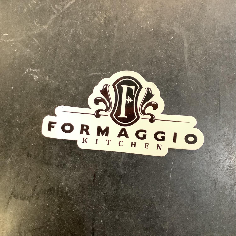 Formaggio Sticker, large