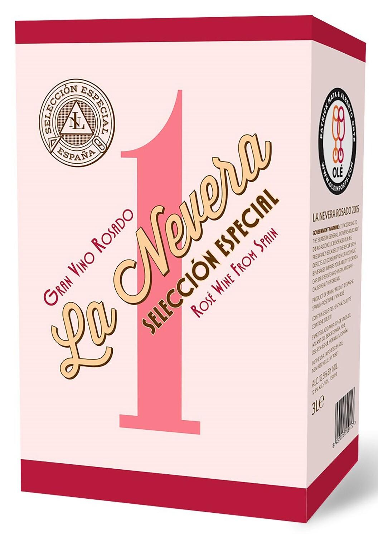 La Nevera Rosé 3L Box