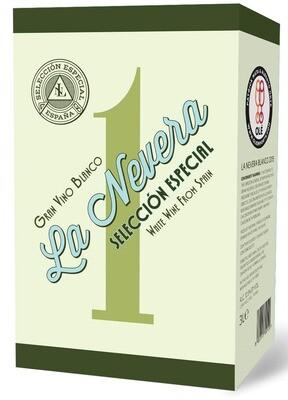 La Nevera Blanco 3L Box