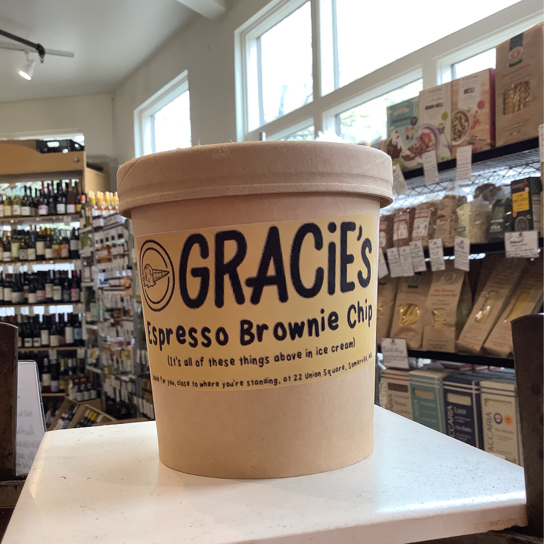 Gracies Espresso Brownie Chip