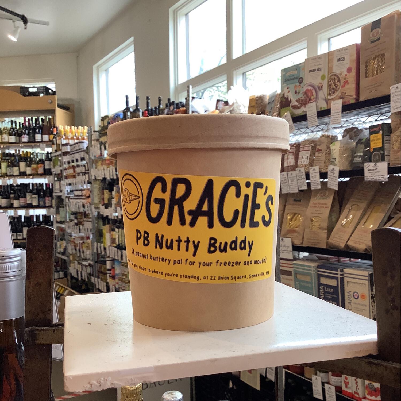 Gracies Peanut Butter Nutty Buddy