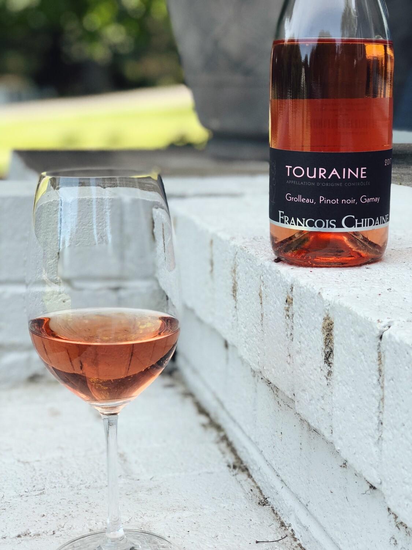 Chidaine Touraine Rose