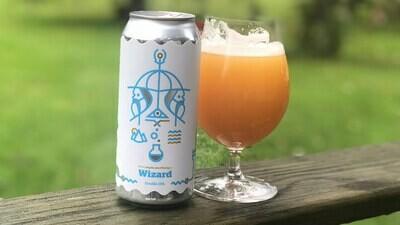 Burlington Beer Wizard 4pk