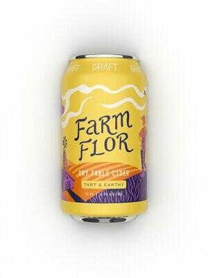 Graft Farm Flor 12 oz 4pk