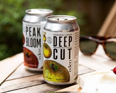 Eden Deep Cuts Cans Yellow 4pk