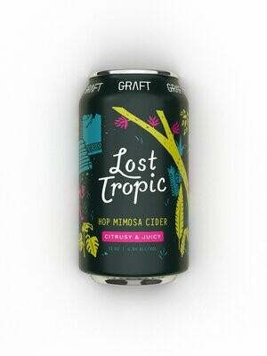 Graft Lost Tropic 4 pk