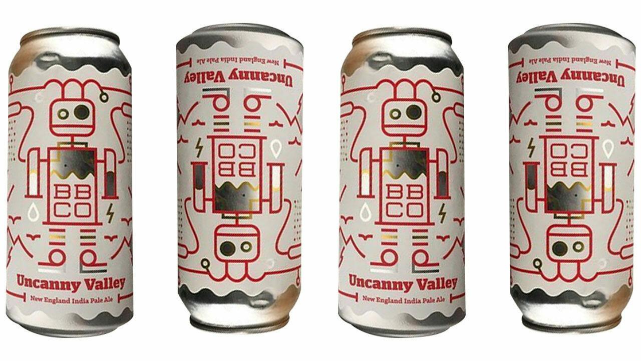 Burlington Beer Uncanny 4pk