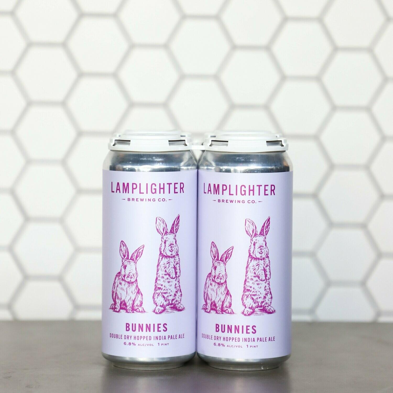 Lamplighter Bunnies 4pk