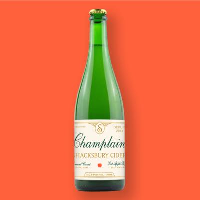 Shacksbury Champlain Cider 750ml