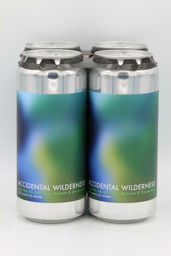 Honest Weight Wilderness IPA 4pk