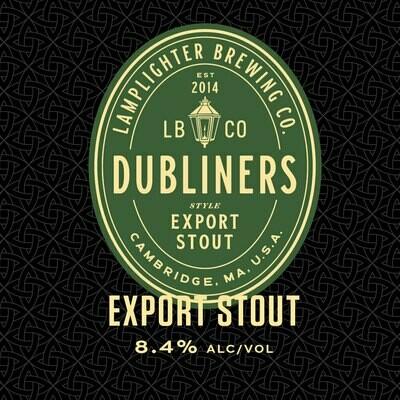 Lamplighter Dubliners Stout 4pk