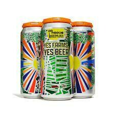 Industrial Arts Yes Farms, Yes Beer 4pk