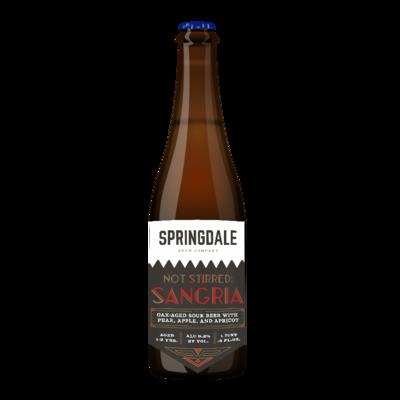 Springdale Not Stirred Sangria 16oz