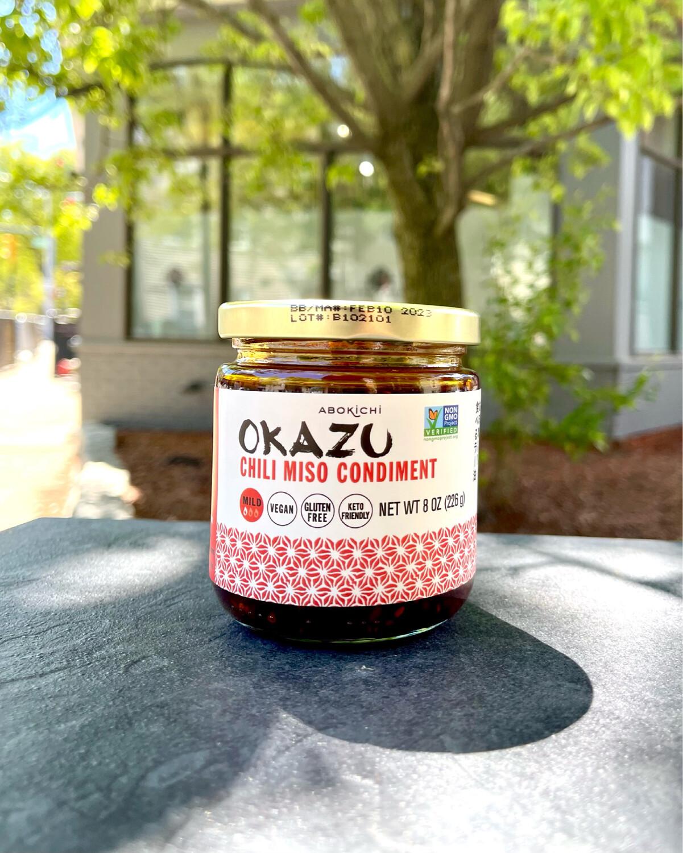 Okazu Chili Miso Condiment