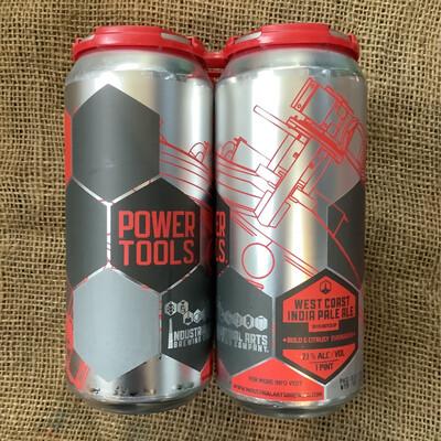 Industrial Arts Power Tools IPA 4pk