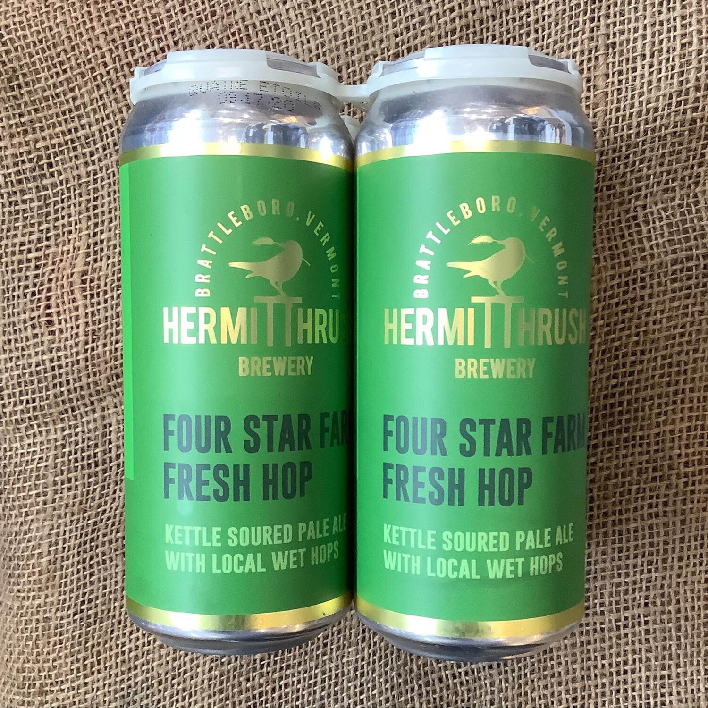 Hermit Thrush 4 Star Pale 4pk