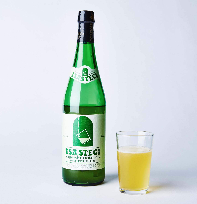 Isastegi Natural Cider 750ml