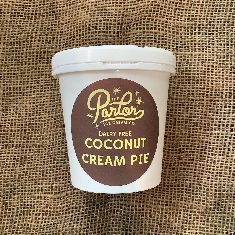 Parlor Vegan Coconut Cream Pie
