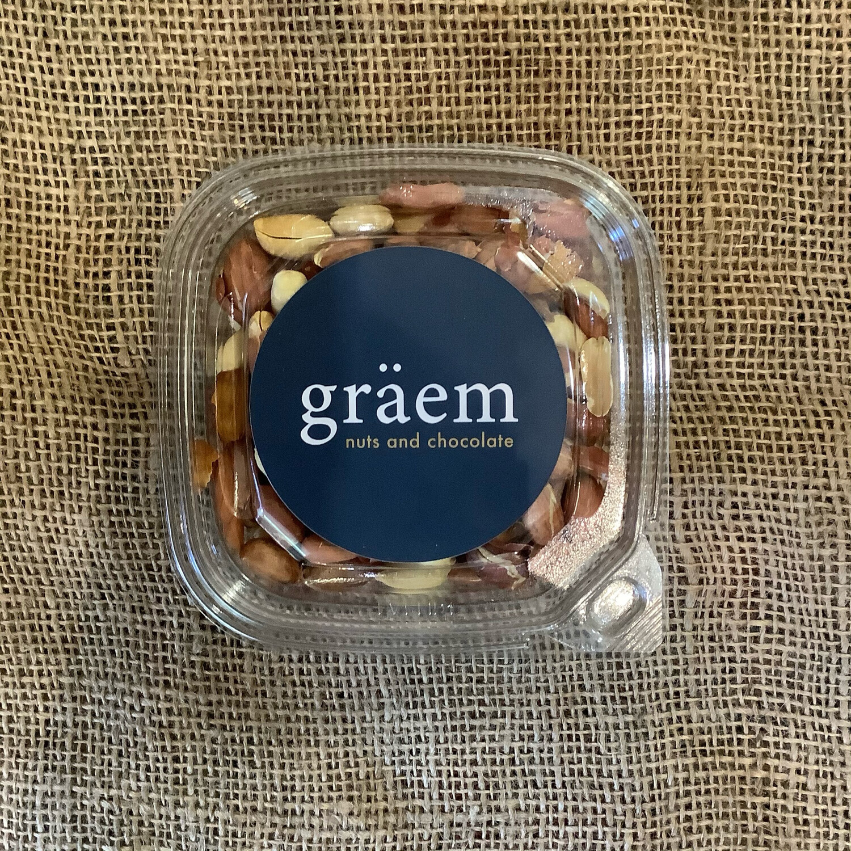 Graem Unsalted Peanuts