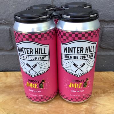 Winter Hill Johnny Juice 4pk