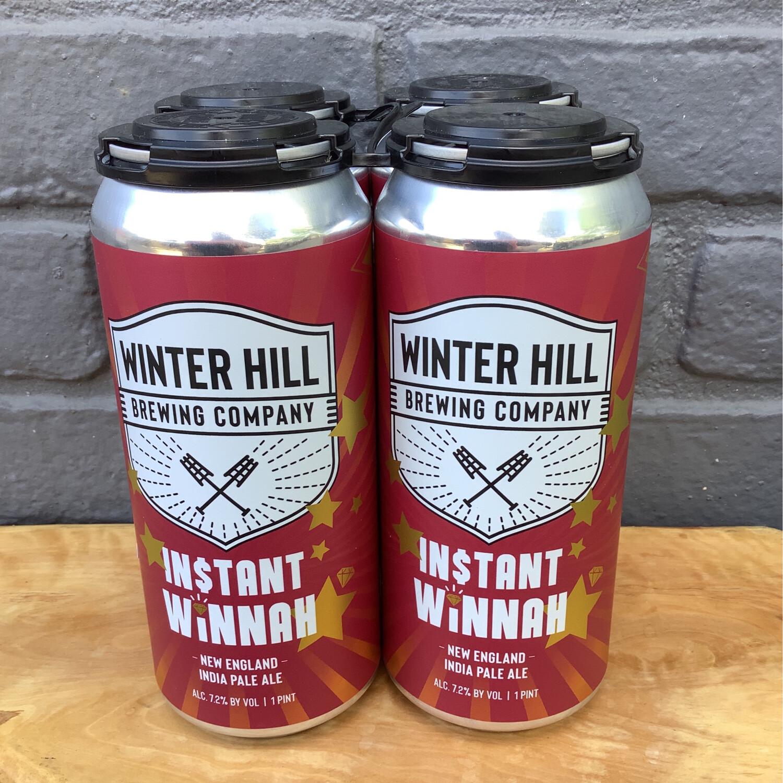 Winter Hill Instant Winnah 4pk