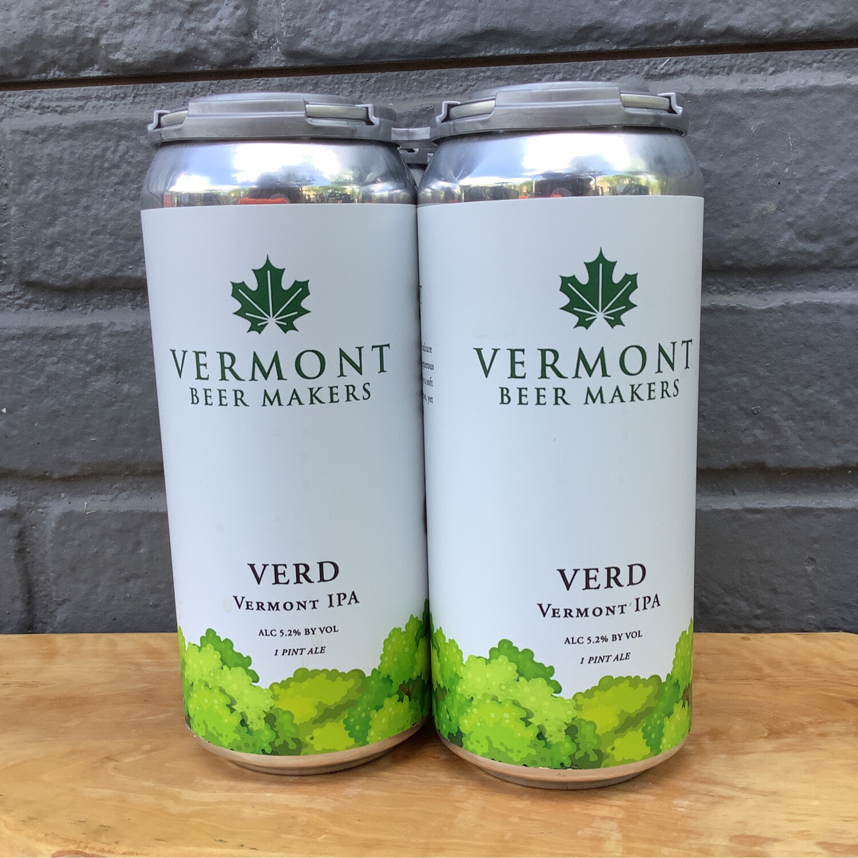 Vermont Verd IPA 4pk