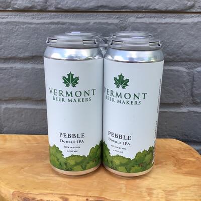 Vermont Pebble Double IPA 4pk