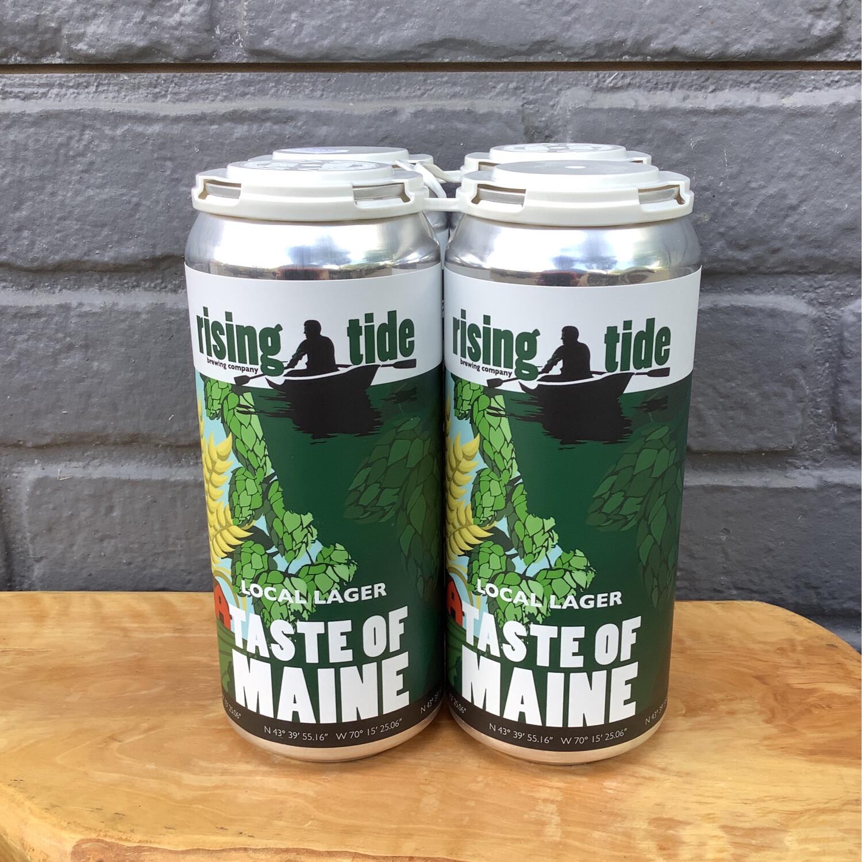 Rising Tide Taste Of Maine