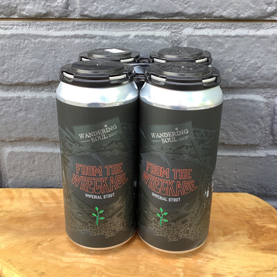 Wandering Soul From The Wreckage 4pk