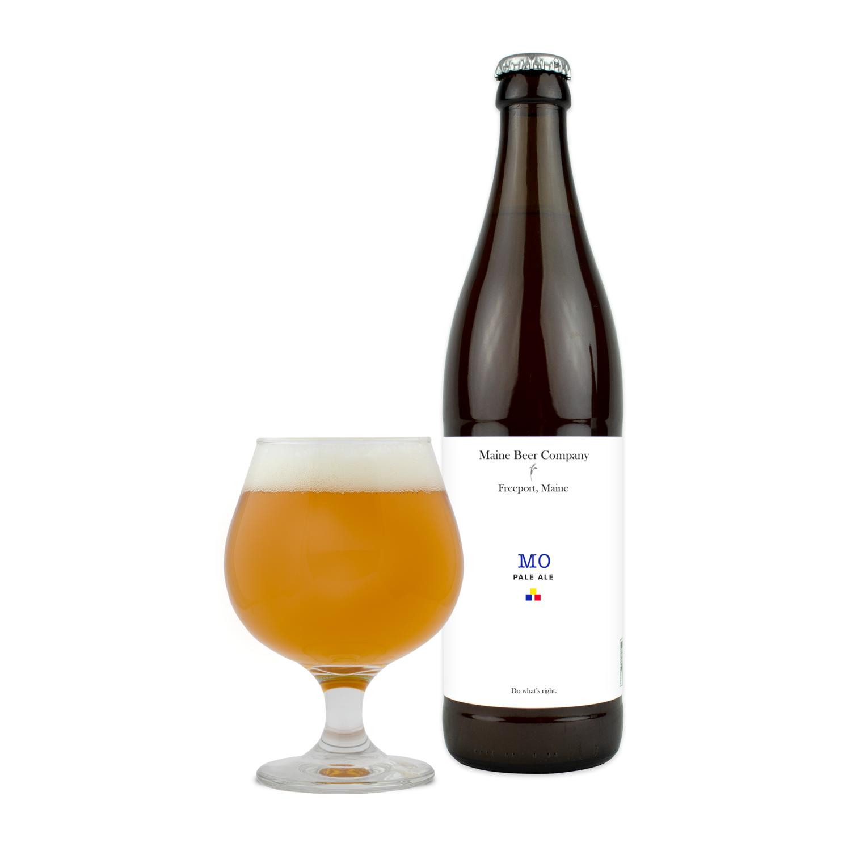 Maine Beer Mo 16oz