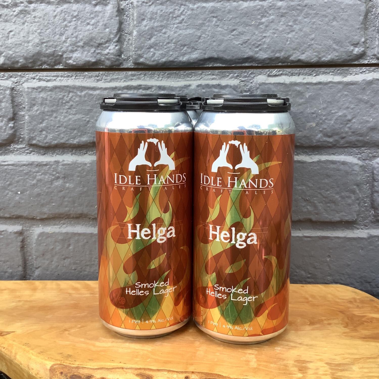 Idle Hands Helga 4pk