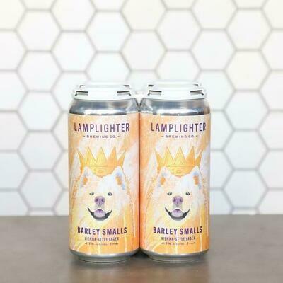 Lamplighter Barley Smalls 4pk