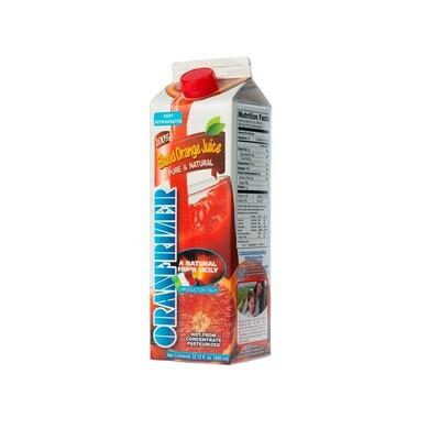 Blood Orange Juice 1L