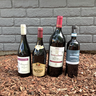 Red Wine $30-40, Staff Pick