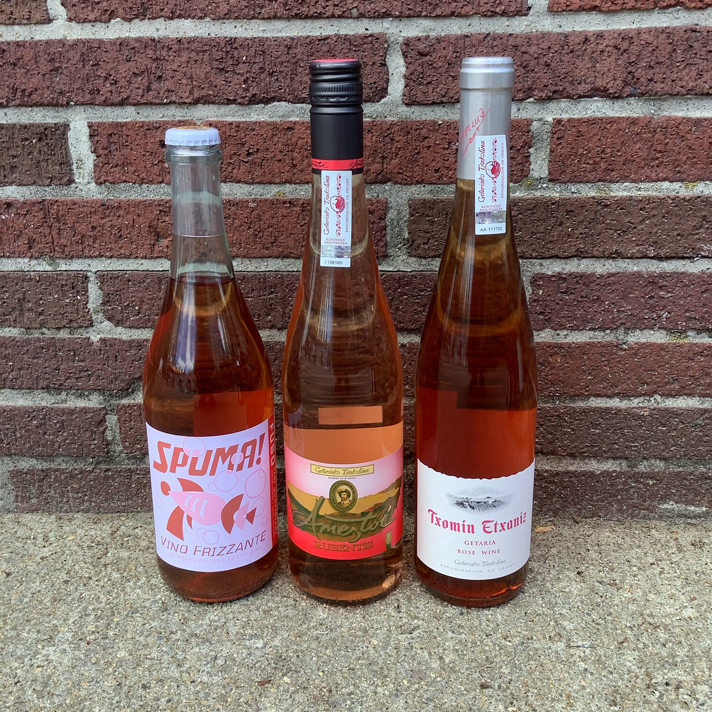 Rosé Wine $20-25, Staff Pick