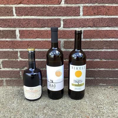 Orange Wine $15-20, Staff Pick