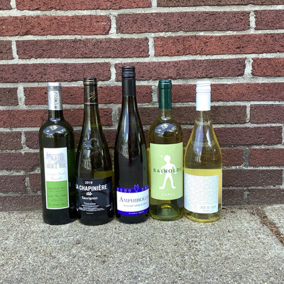 White Wine $15-20, Staff Pick